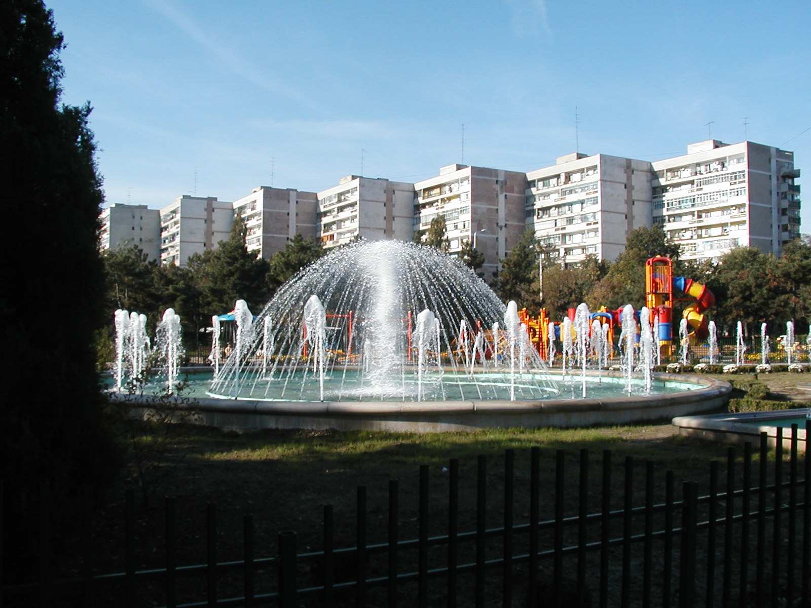 Parc Cuza